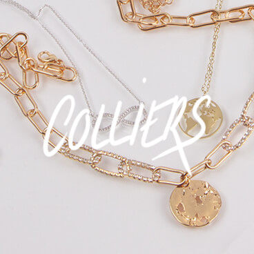 Colliers sautoirs chokers multirangs pendentifs : Tous les colliers pas chers