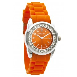 Montre Vendome orange