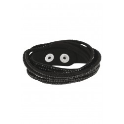 Bracelet Stacy noir