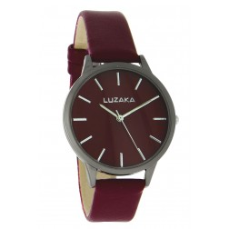 Montre Color bordeaux