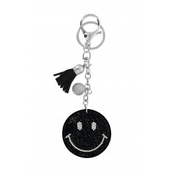 Porte clé Smiley