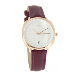 Montre Lida bordeaux