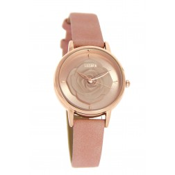 Montre Sidonie rose