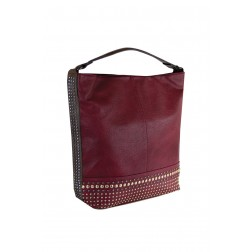 Sac Rock bordeaux
