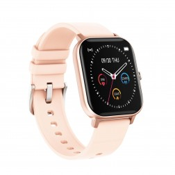 SmartWatch Sport rectangle rose