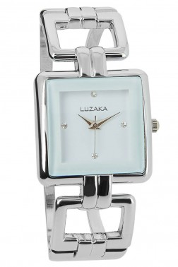 Montre Square blanche