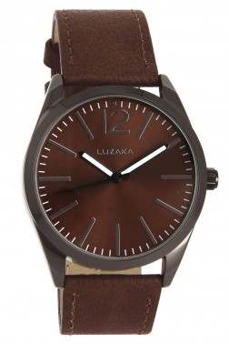 Montre Moka marron