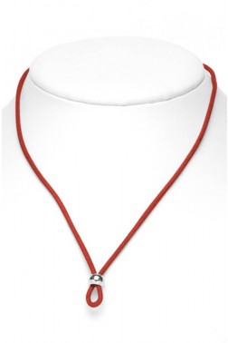 Collier Twiny rouge