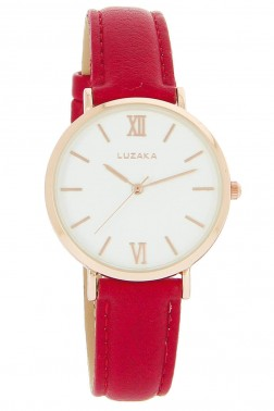 Montre Loca rouge