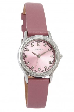 Montre City rose