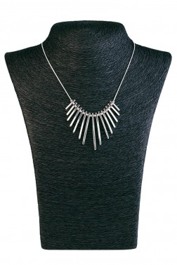 Collier Cancun argente