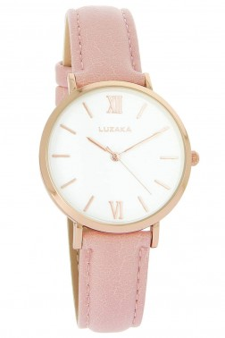 Montre Loca rose