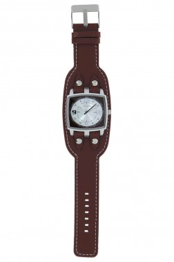 Montre Arthur marron