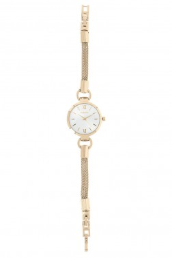 Montre Opera doree rose