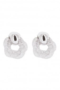 Boucles Shine blanches